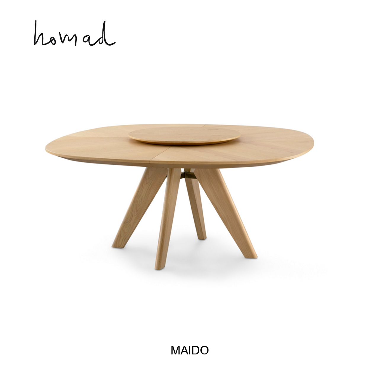 maido table homad