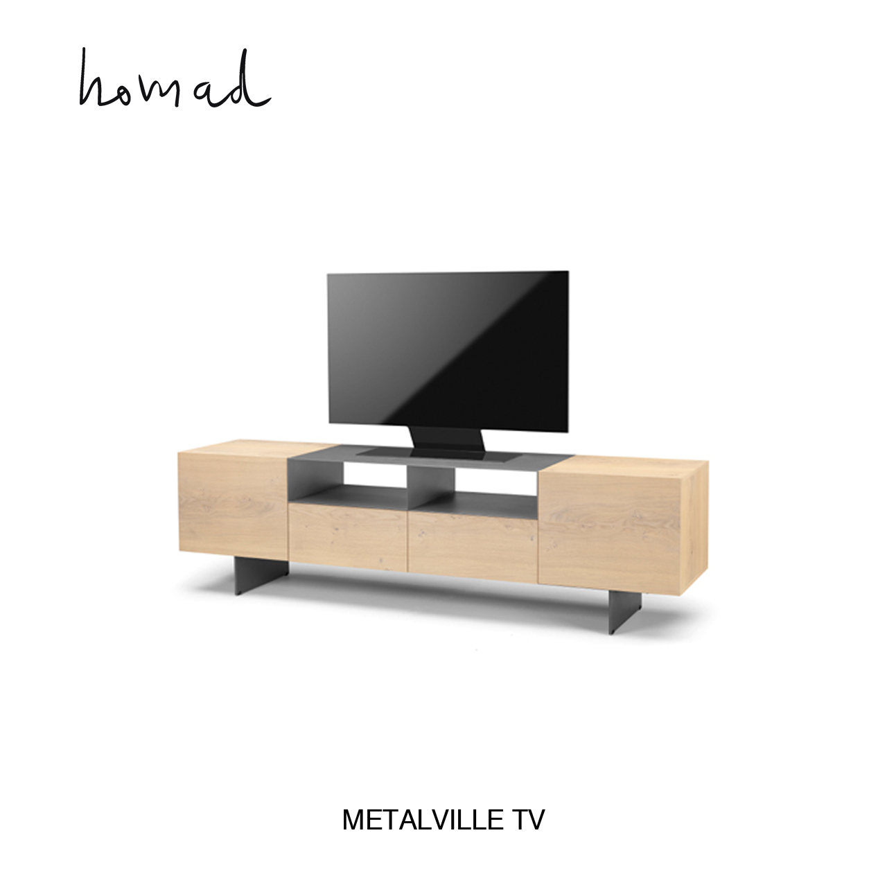 metalville tv homad